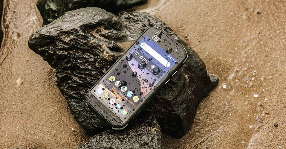 CAT zaprezentował smartfon CAT S48c - na razie tylko w USA