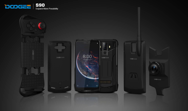DOOGEE S90 w oficjalnej, polskiej dystrybucji