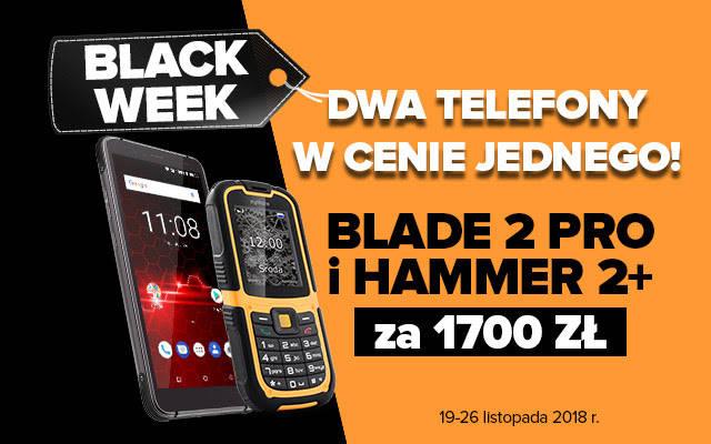HAMMER 2+ za złotówkę - gdy kupisz  Blade 2 PRO
