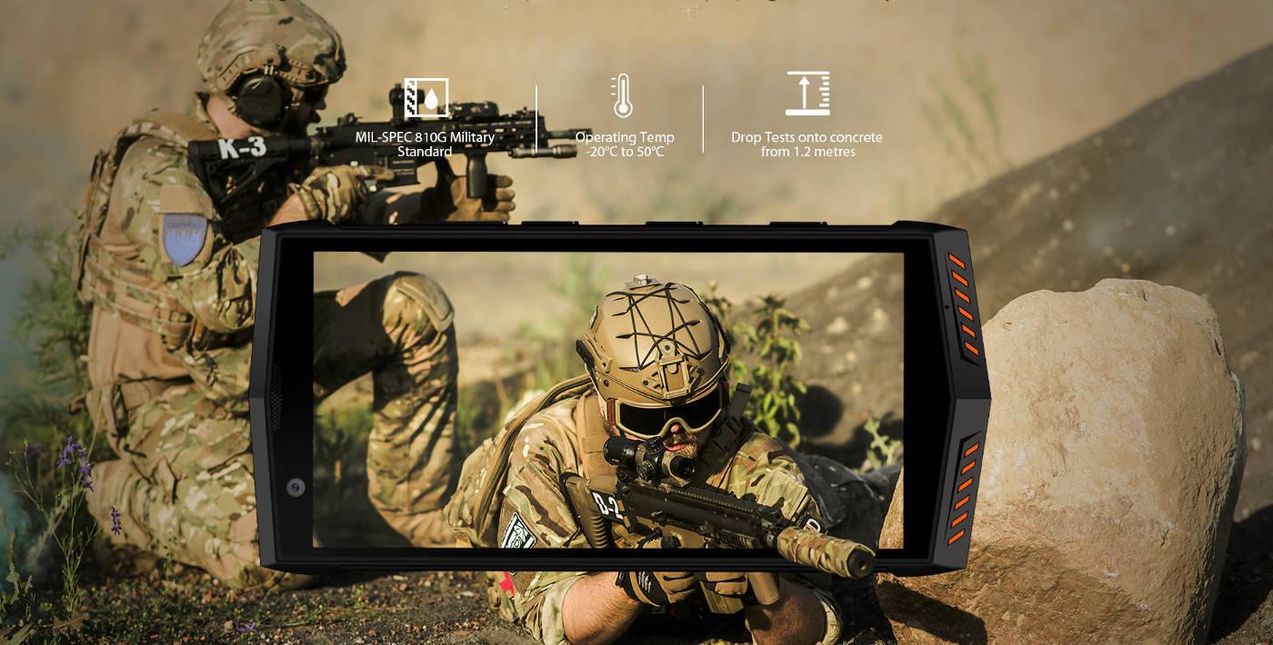 Poptel P60 w przedsprzedaży - wzmocniony smartfon z 128 GB ROM za około 800 zł