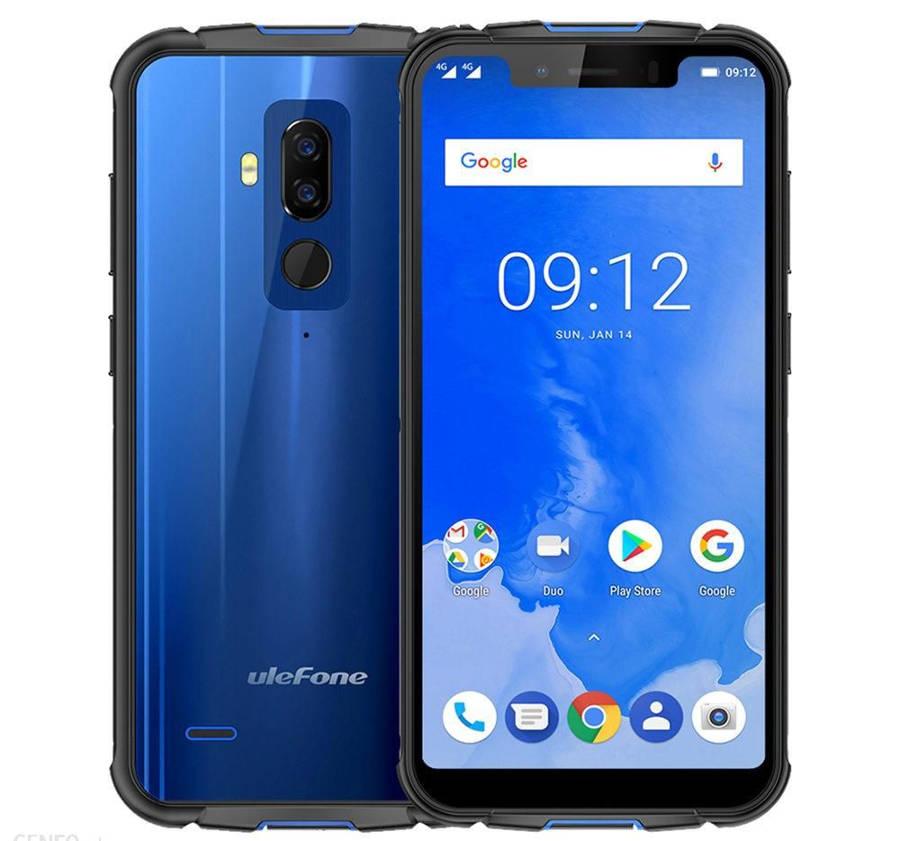 TOP10: najlepsze pancerne smartfony 2018 roku