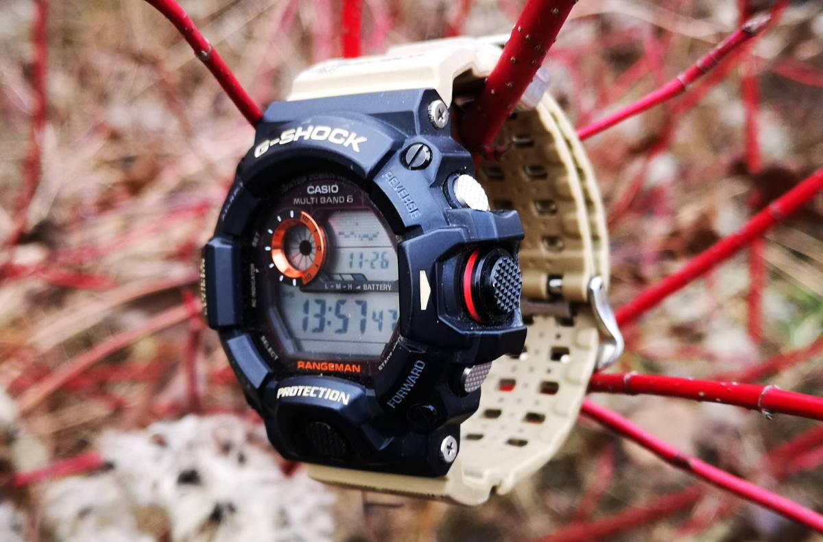Casio G-SHOCK GW-9400 – jedyny prawdziwy Rangeman: recenzja pancernego klasyka w wersji GW-9400DCJ-1JF