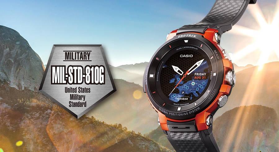 Casio WSD-F30 Pro Trek w sprzedaży
