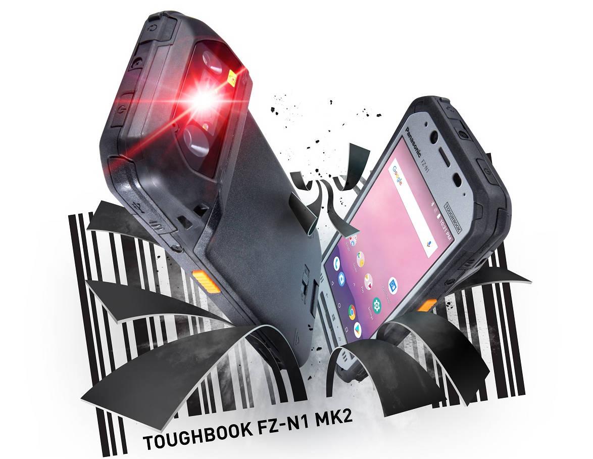 Panasonic zaprezentował nową wersję mini tabletu TOUGHBOOK FZ-N1