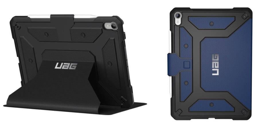 UAG przedstawił pancerne, rozkładane etui dla nowych iPadów Pro