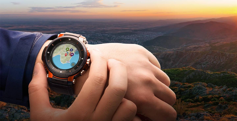 Outdoorowe zegarki GPS: TOP5 - podsumowanie roku 2018, najlepsze na zimę 2019