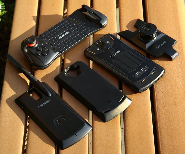 Jednym z modułów dla DOOGEE S90 będzie modem 5G