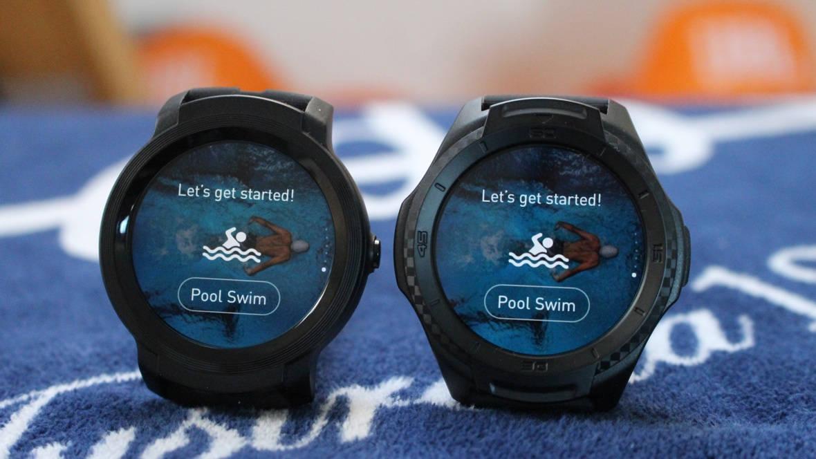 Mobvoi prezentuje sportowe smartwatche TicWatch E2 i TicWatch S2