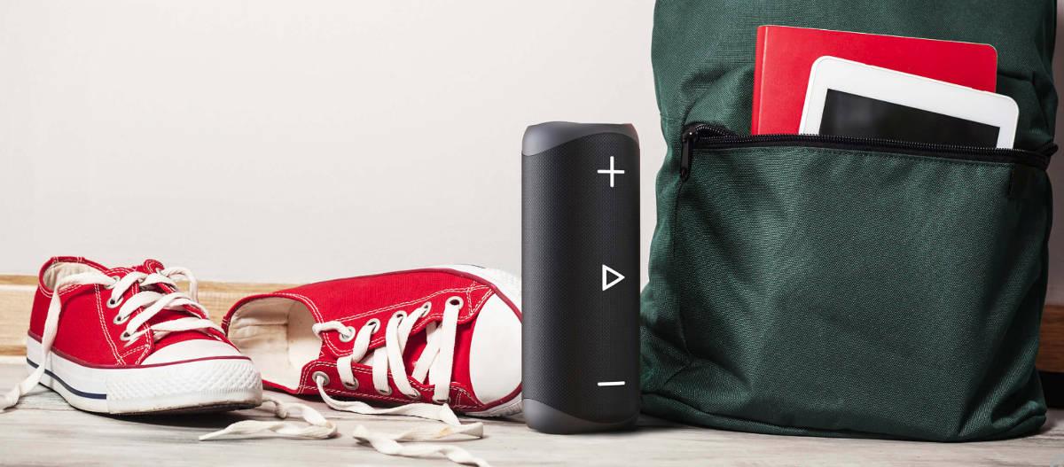 Trzy odporne, mobilne głośniki Sharp dostępne w Polsce