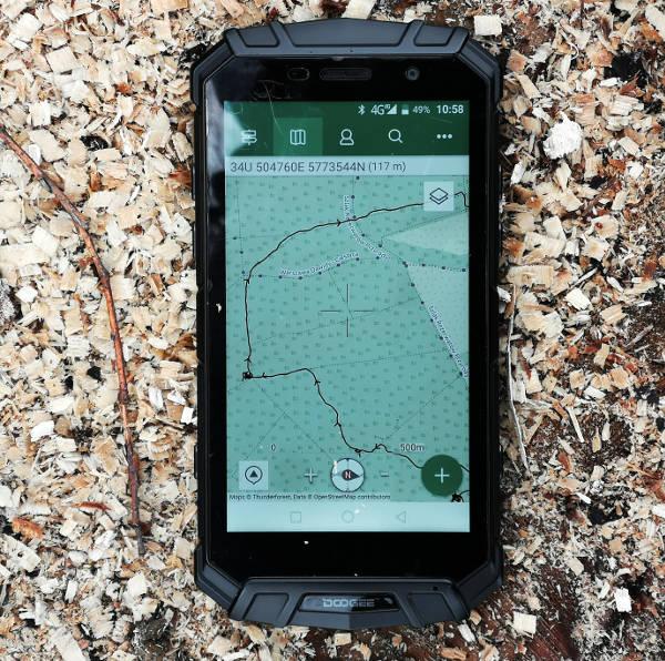 DOOGEE S60 Lite - test i recenzja