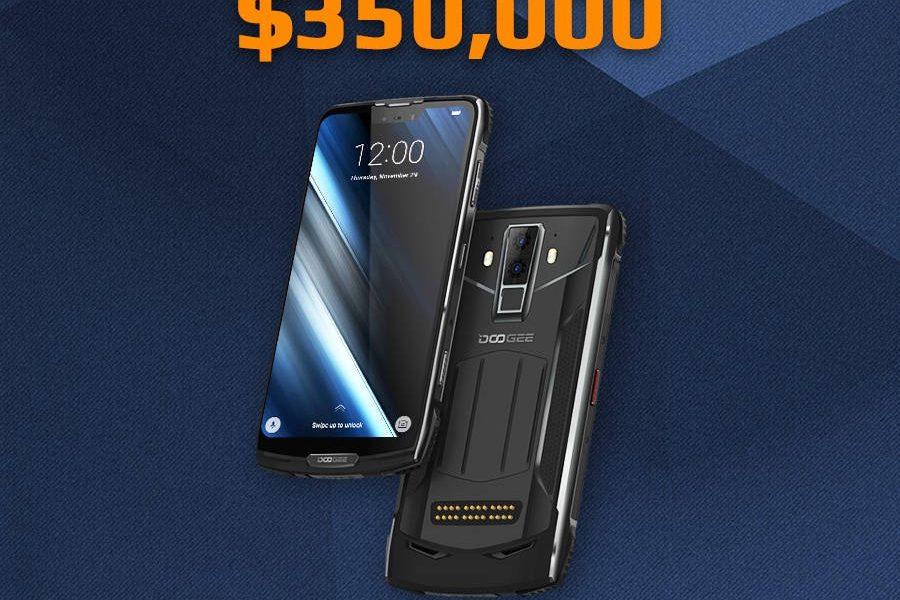 DOOGEE S90 - koniec kampanii na Kickstarterze, co dalej…?