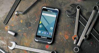 Nautiz X6, nowy smartfon firmy Handheld – dla specjalistów