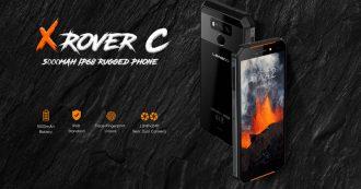 Leagoo XRover C – kolejny tani smartfon do zadań specjalnych
