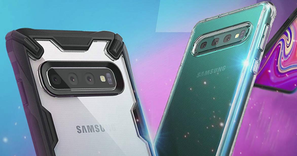 Pancerne etui dla smartfonów z linii Samsung Galaxy S10 - co wybrać tuż po premierze?