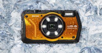 Ricoh WG-6 i G900 – dwa pancerne aparaty kompaktowe z wideo 4K i GPS