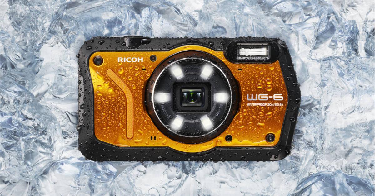 Ricoh WG-6 i G900 - dwa pancerne aparaty kompaktowe z wideo 4K i GPS