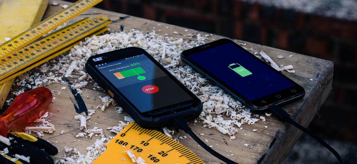 Raport CAT: telefony komórkowe są zbyt delikatne