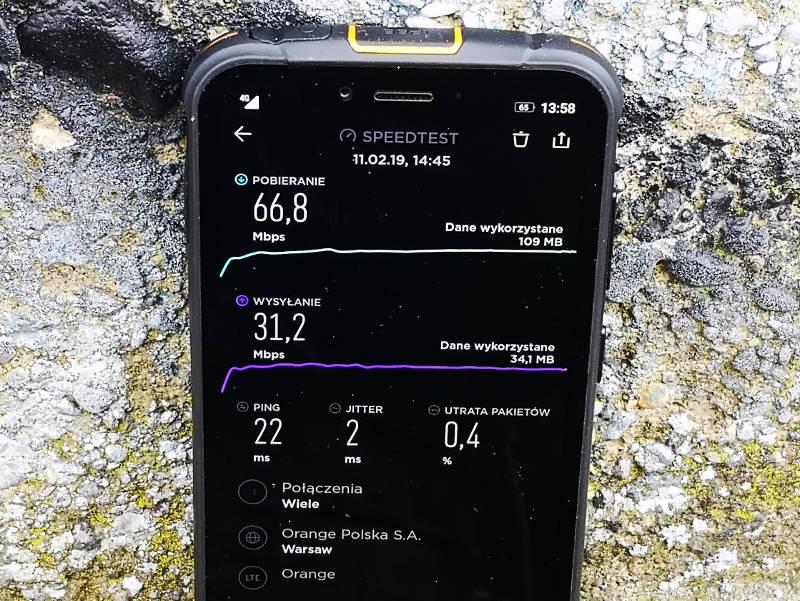 Ulefone Armor 5 test i recenzja