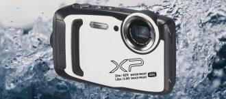 Super wytrzymały aparat kompaktowy Fujifilm FinePix XP140 w marcu w sprzedaży