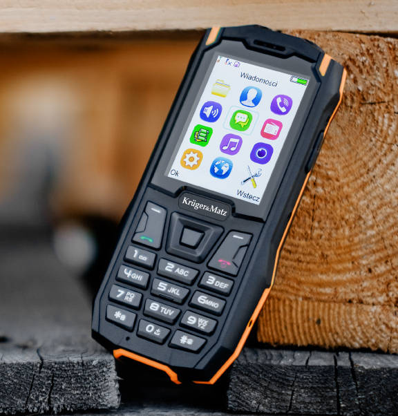 Pancerny telefon 2019
