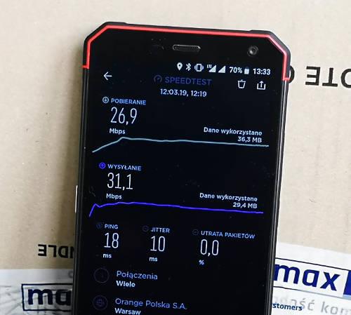 Maxcom MS571 Strong test i recenzja
