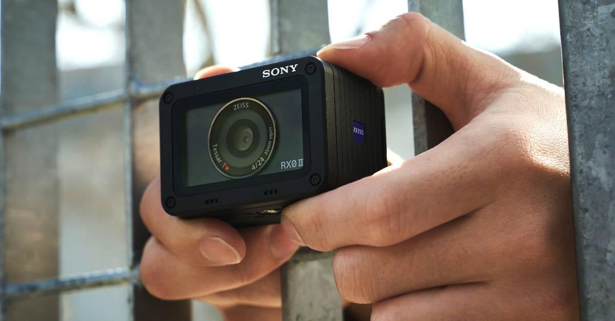 Sony RX0 II - nowy wzmocniony aparat IP68 do robienia zdjęć ekstremalnie
