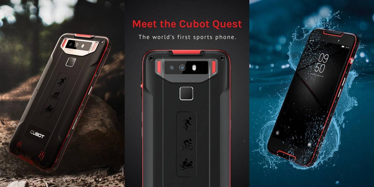 CUBOT Quest - znamy cenę producenta. Ten sportowy pancernik za kilkanaście dni będzie też w Polsce