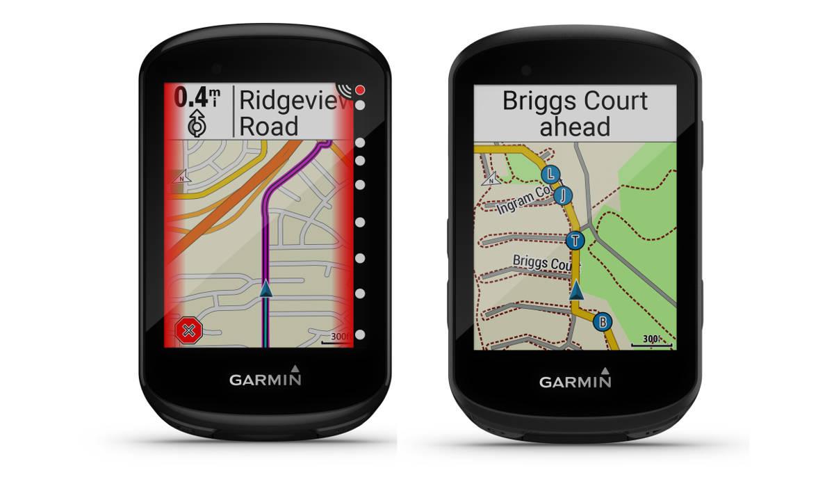 Garmin Edge 530 i Edge 830 -  nowe liczniki rowerowe