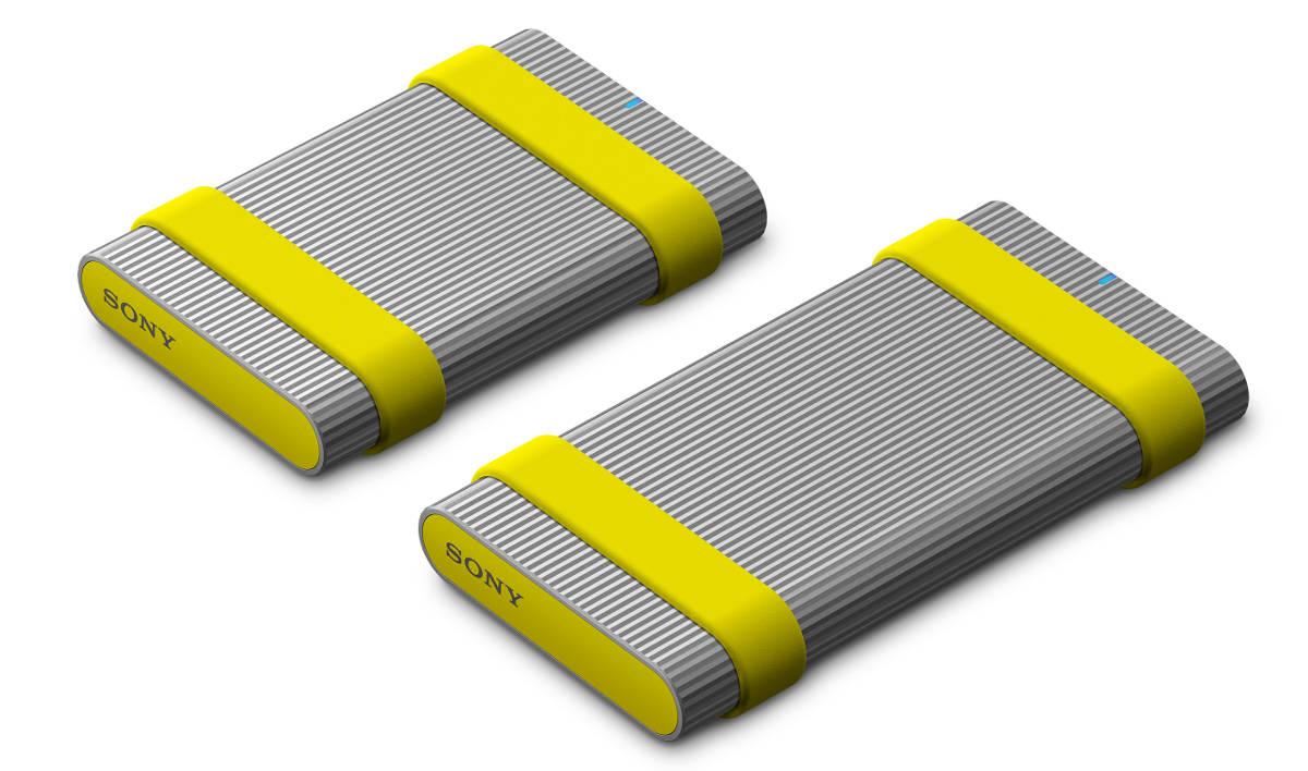 Sony SL-M i SL-C: nowe, superwytrzymałe dyski SSD
