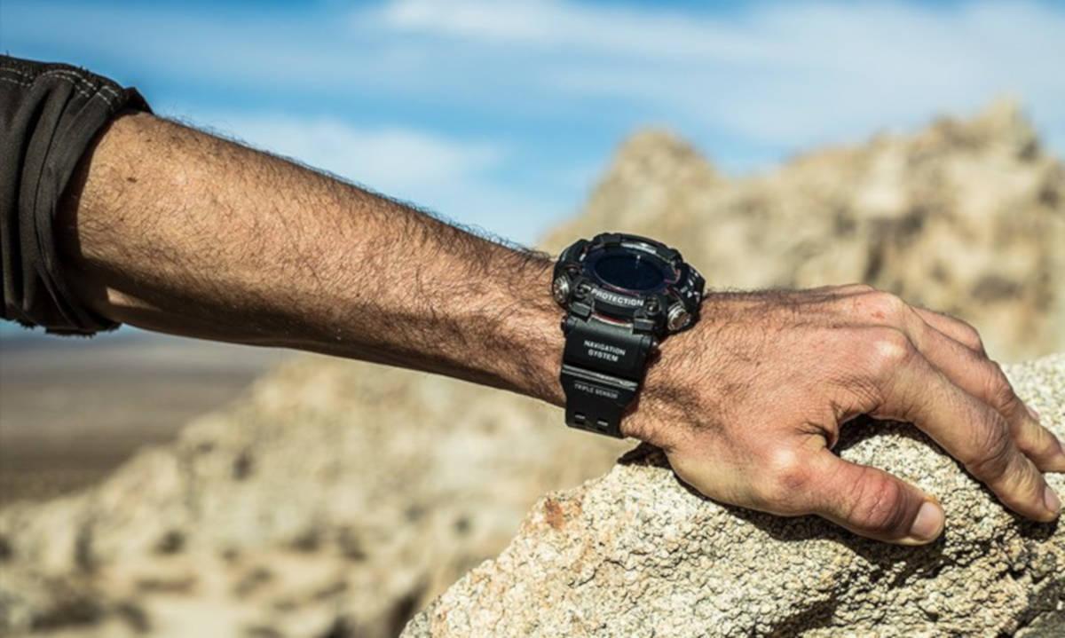 Casio pracuje nad smartwatchem G-SHOCK G-Smart?