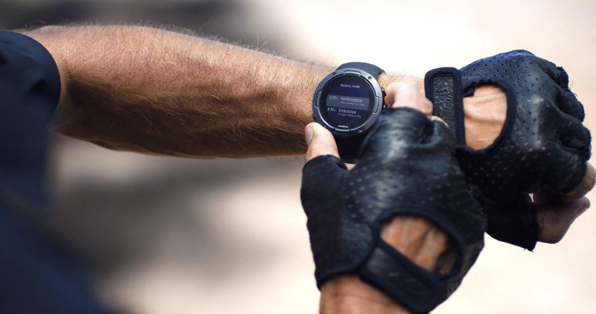 Suunto 5 - nowy multisportowy zegarek z GPS