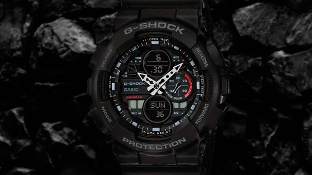 Casio G-SHOCK GA-140 - nowa seria prostych twardzieli