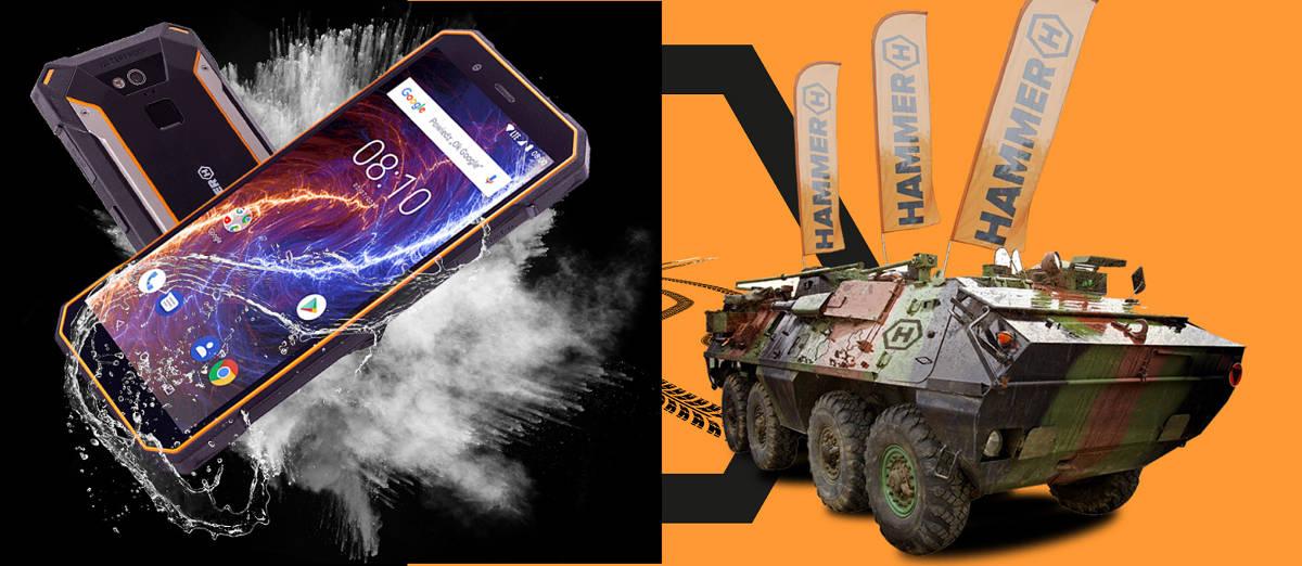 Konkurs Hammera: zgarnij Energy 18x9 i przejazd transporterem SKOT