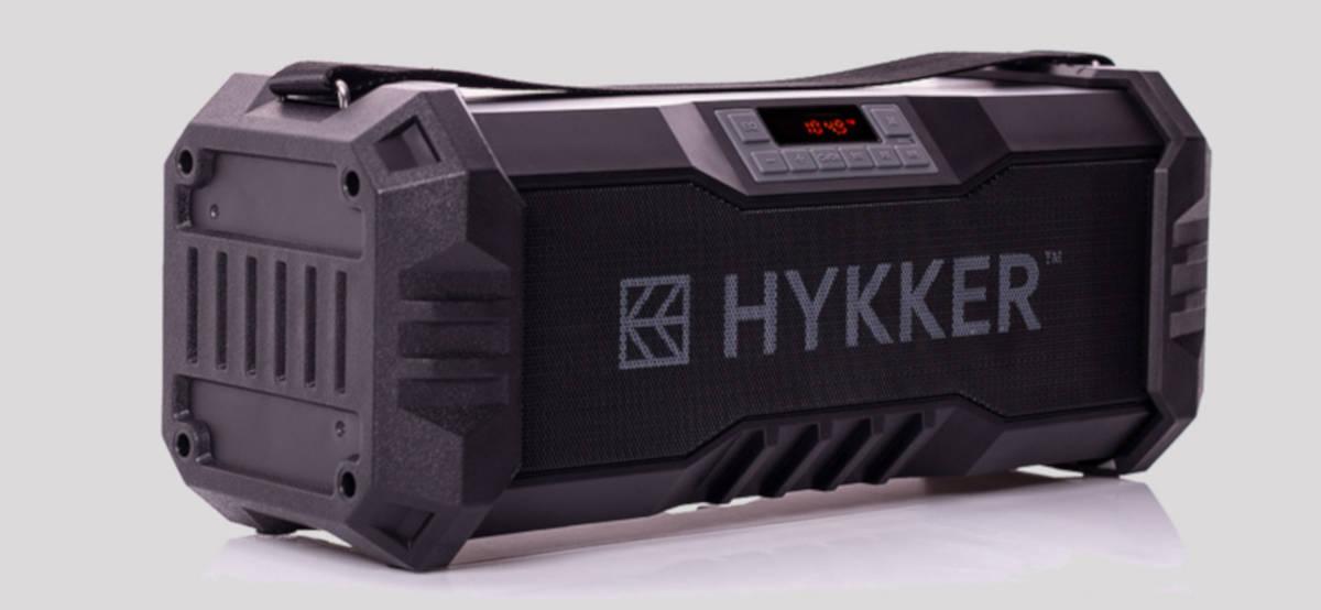 Pancerny, chociaż średnio odporny – głośnik Hykker Craft od dziś w Biedronce
