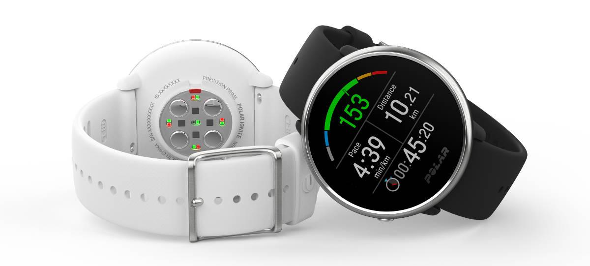 Polar Ignite, czyli nowy wodoszczelny zegarek fitness z GPS