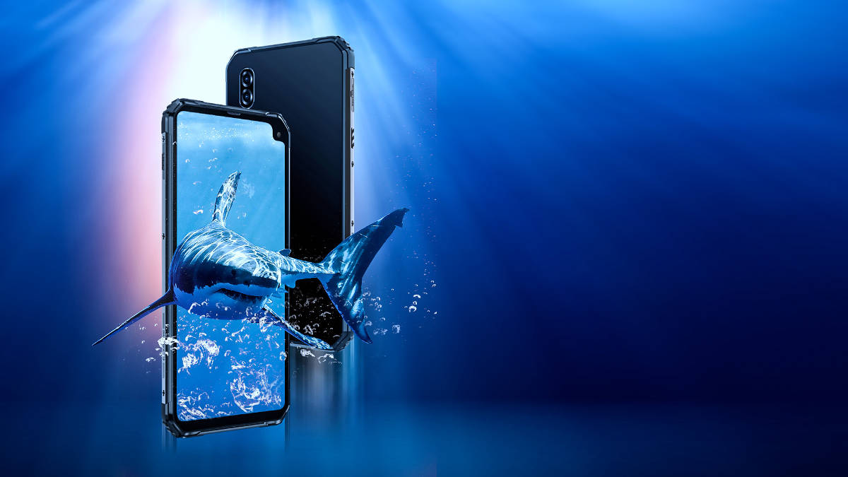 """Blackview zapowiada BV6100, czyli """"największy na świecie pancerny smartfon"""""""