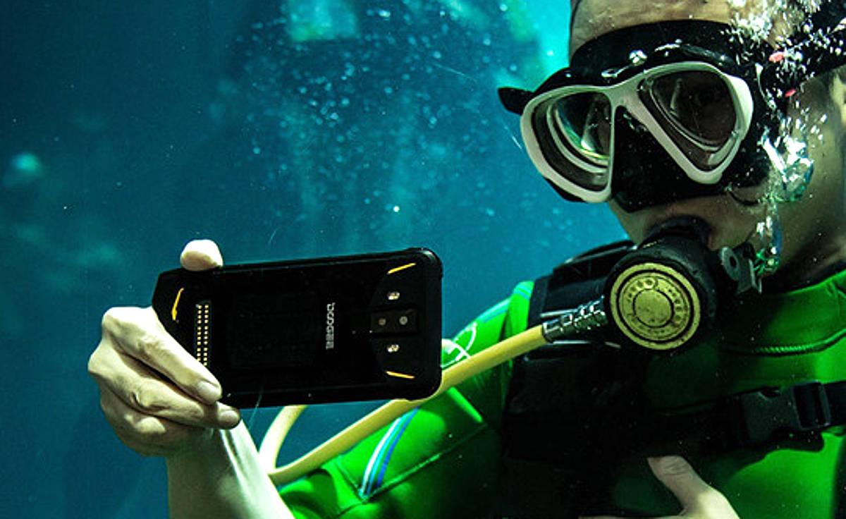 TOP10 na lato 2019: najlepsze pancerne smartfony