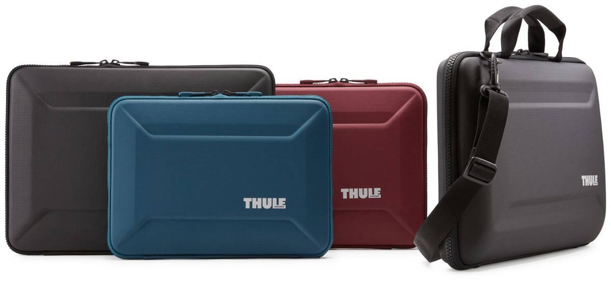 Thule Gauntlet – nowe, pancerne futerały i aktówki na laptopy