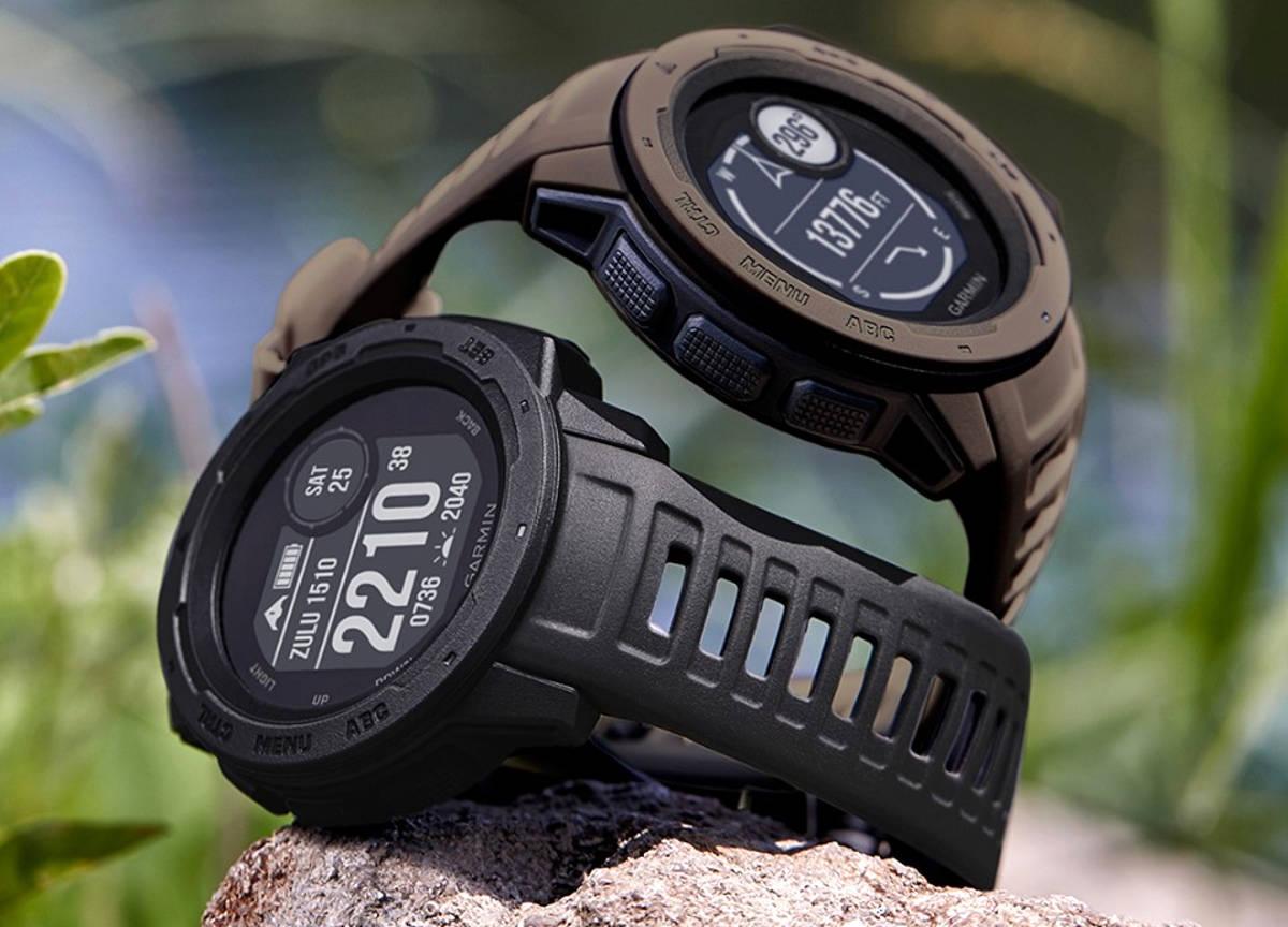 Garmin Instinct Tactical - nowy wariant odpornego zegarka