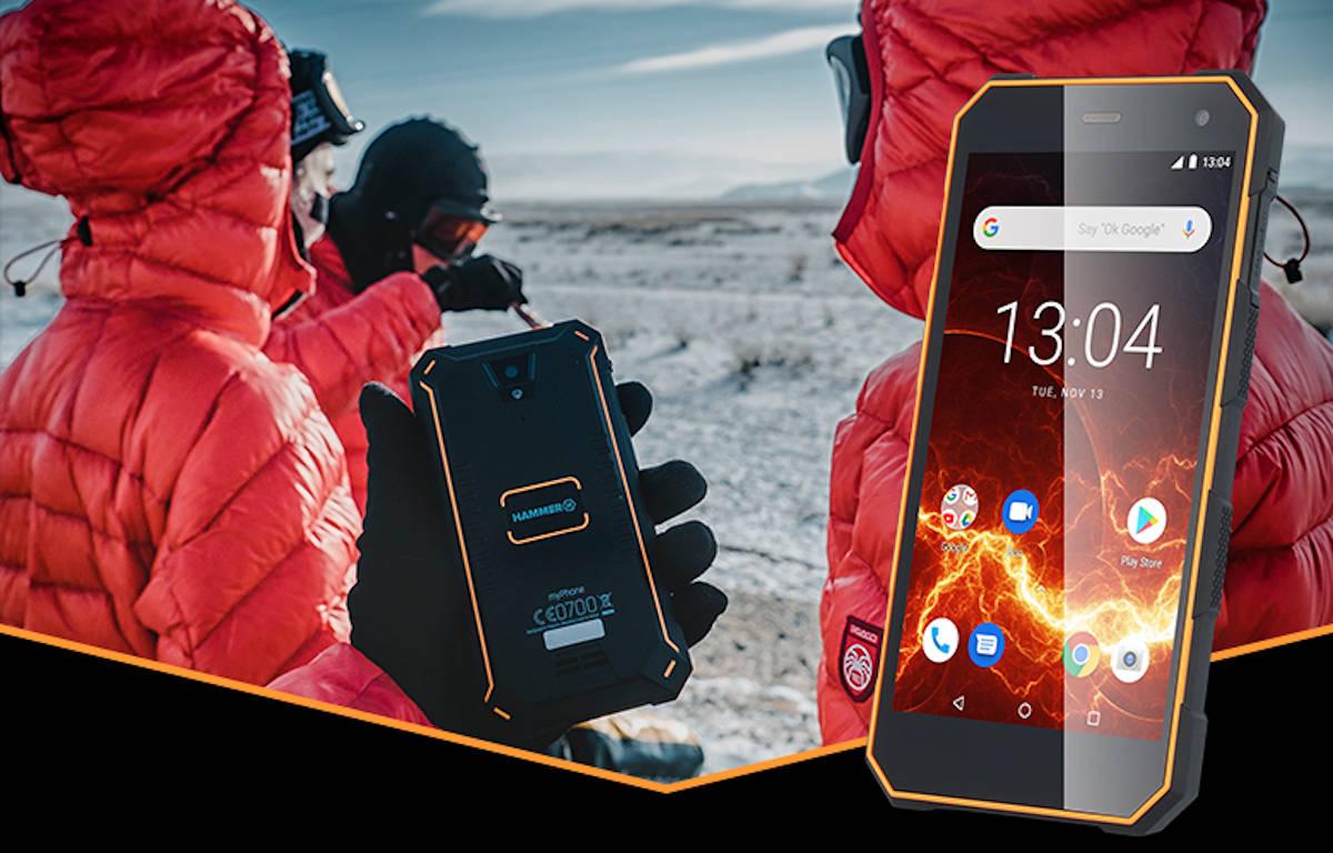 Smartfony HAMMER w sieci T-Mobile dozbrajane są w VoLTE i VoWiFi