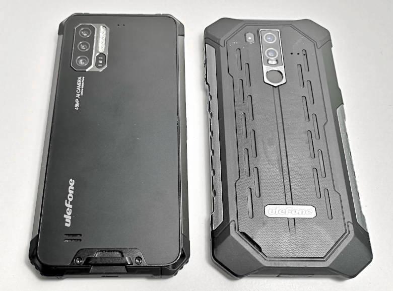 Ulefone Armor 7 - test i recenzja