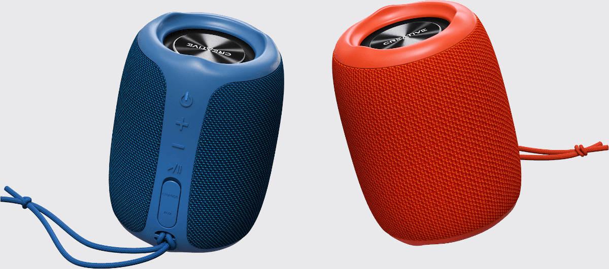 Creative MUVO Play - mały, odporny głośnik Bluetooth