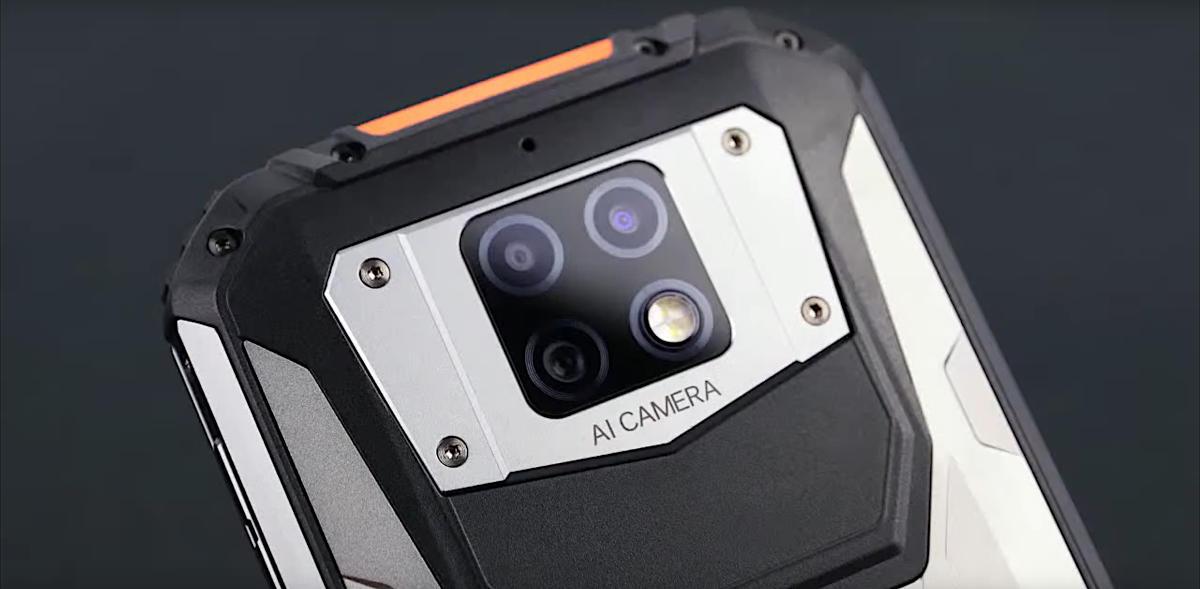 Oukitel WP6 – bateria 10 000  mAh, aparat 48 Mpix, premiera w marcu