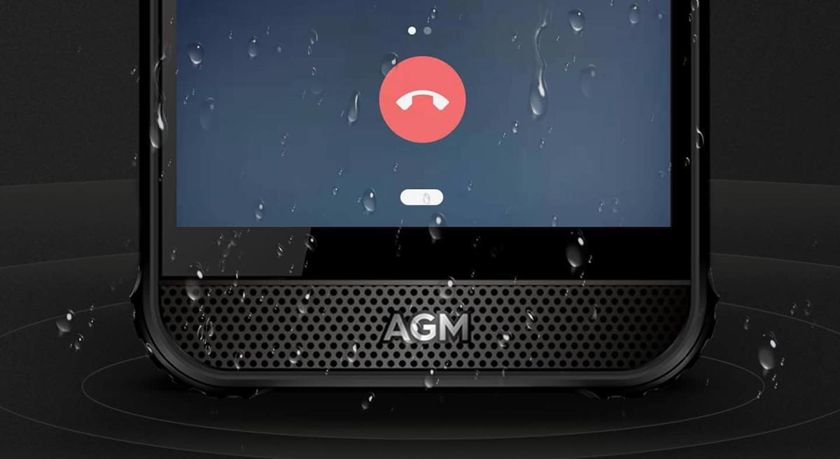 AGM zapowiada smartfon AGM A10 z mocarnym głośnikiem