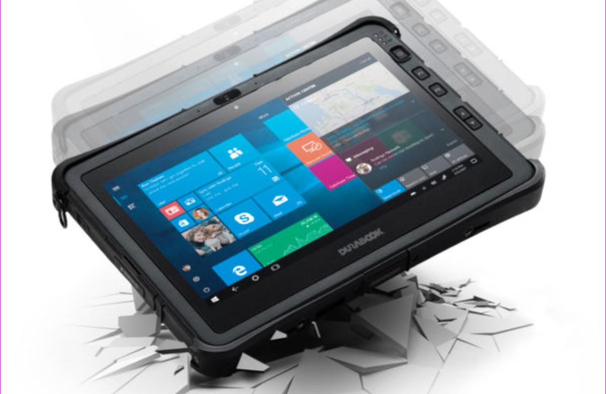 Pancerny tablet DURABOOK U11I w najnowszej wersji wchodzi do sprzedaży w Polsce
