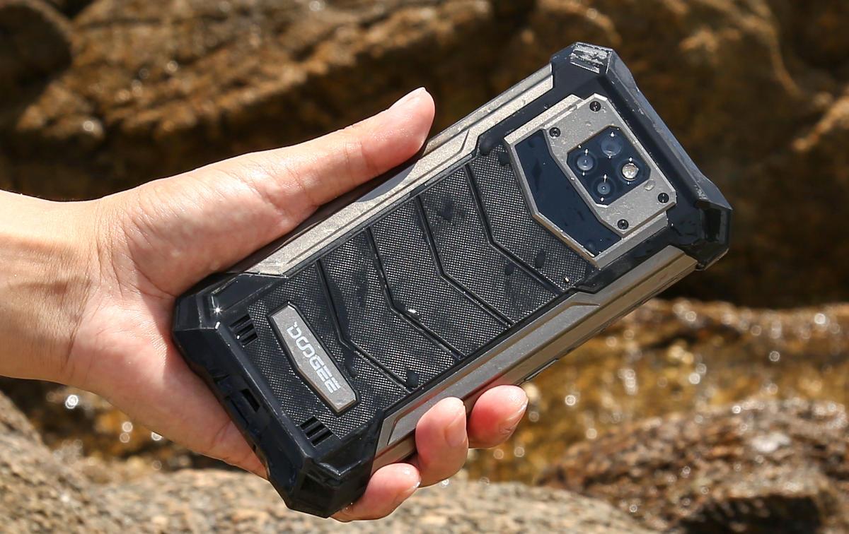 DOOGEE S88 Pro oficjalnie zaprezentowany, w promocji za 199 USD