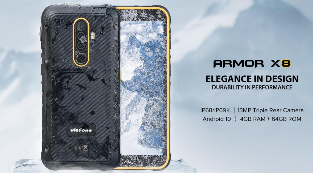 Tak, Ulefone znów to zrobił. Już ma nowy smartfon: Armor X8
