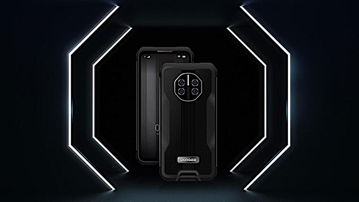DOOGEE S99 Pro – to będzie pierwszy naprawdę dobry pancerny smartfon 5G