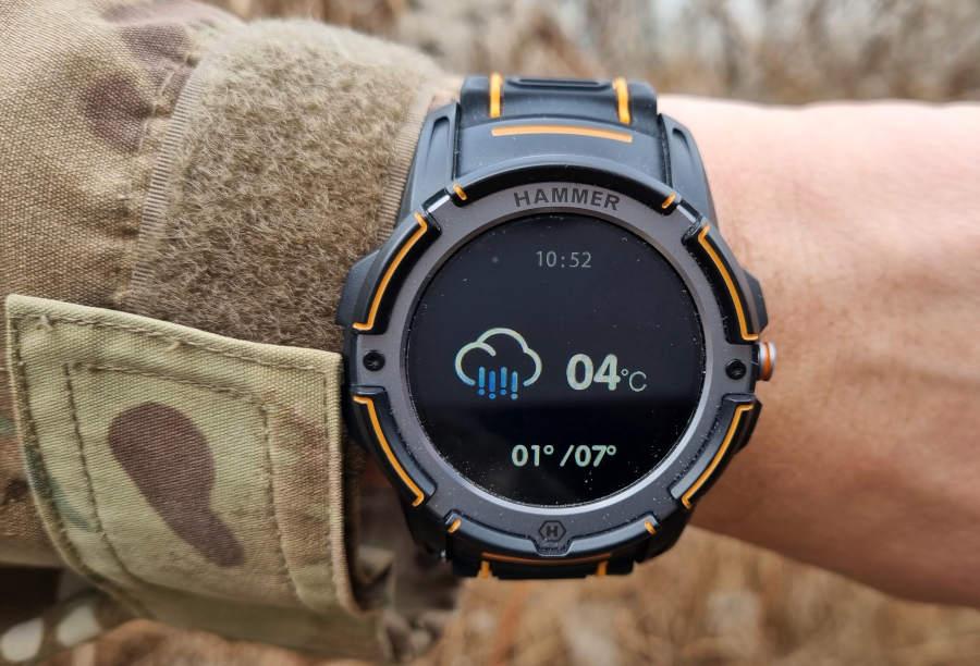 HAMMER Watch – test i recenzja