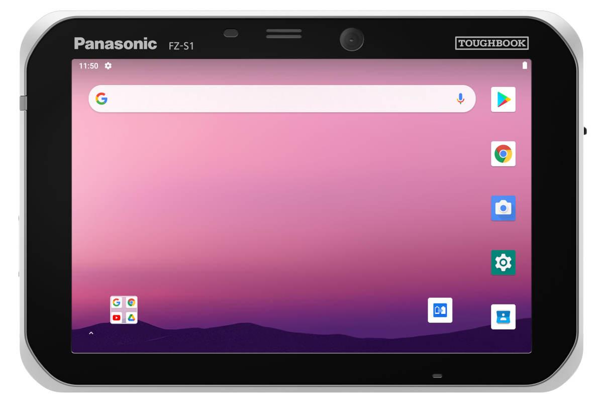 Panasonic wprowadził pancerny tablet TOUGHBOOK S1 z Androidem i wymienną baterią